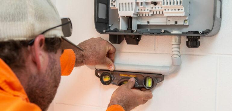 How Solar Panel Inverters Installed - Consultation 3