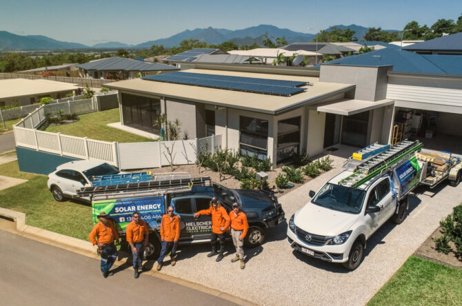 Hielscher-Solar-and-Electrical-North-Queensland-Solar-Experts