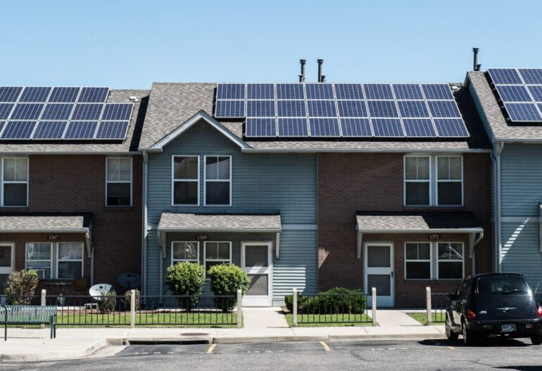 Queensland Solar Turns To Rental Market with 500 Public Housing Homes Commissioned