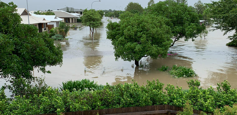 Townsville flooding could worsen with more heavy rain and dam releases